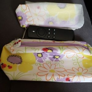 Clinique Makeup and brush bags